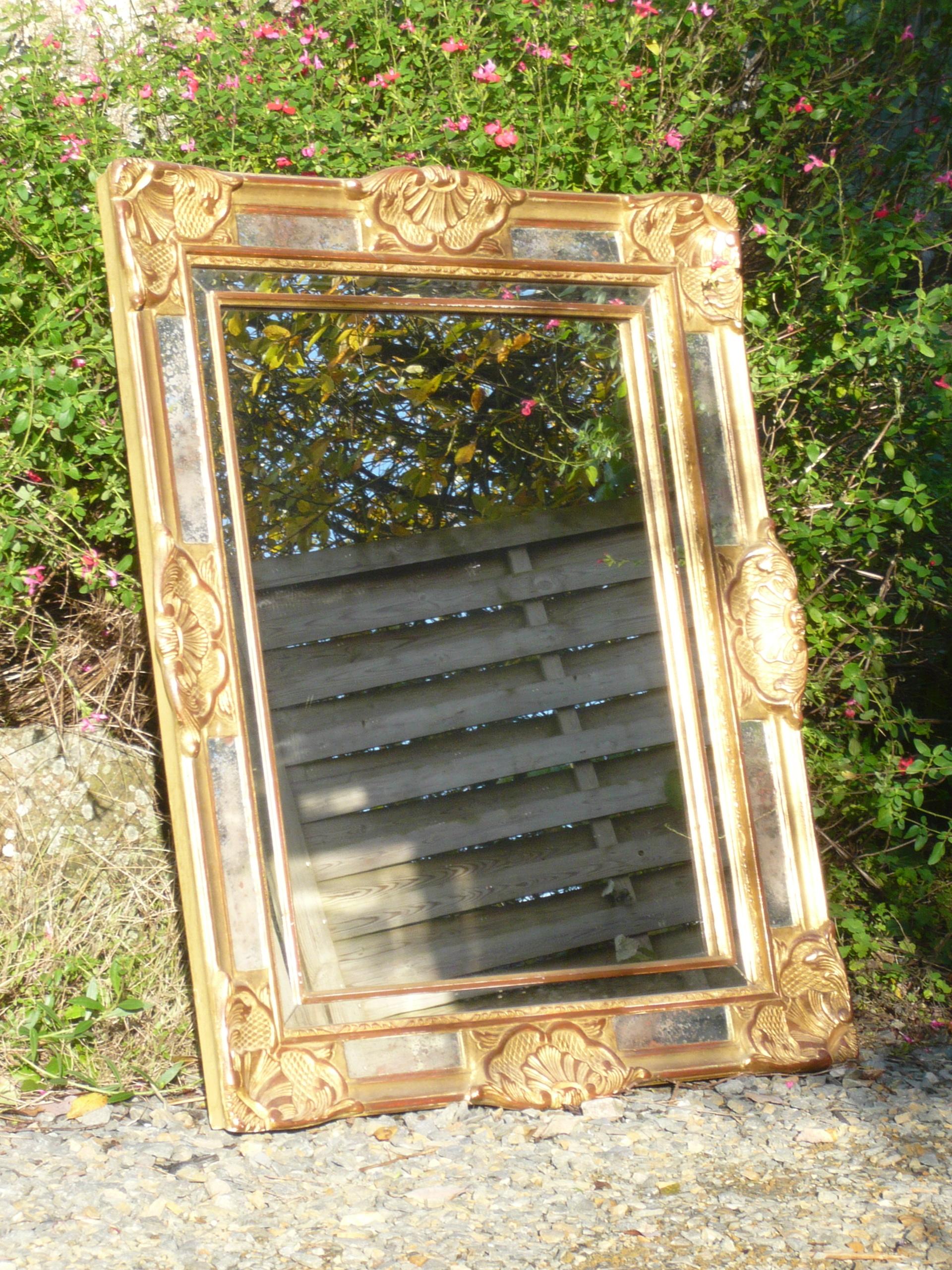 Miroir deco vintage maison artur stiles maison artur for Miroir maison