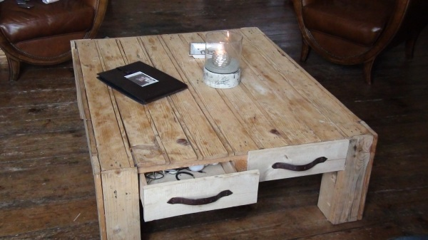 Tables et tables basses maison artur stiles - Table basse fait maison ...