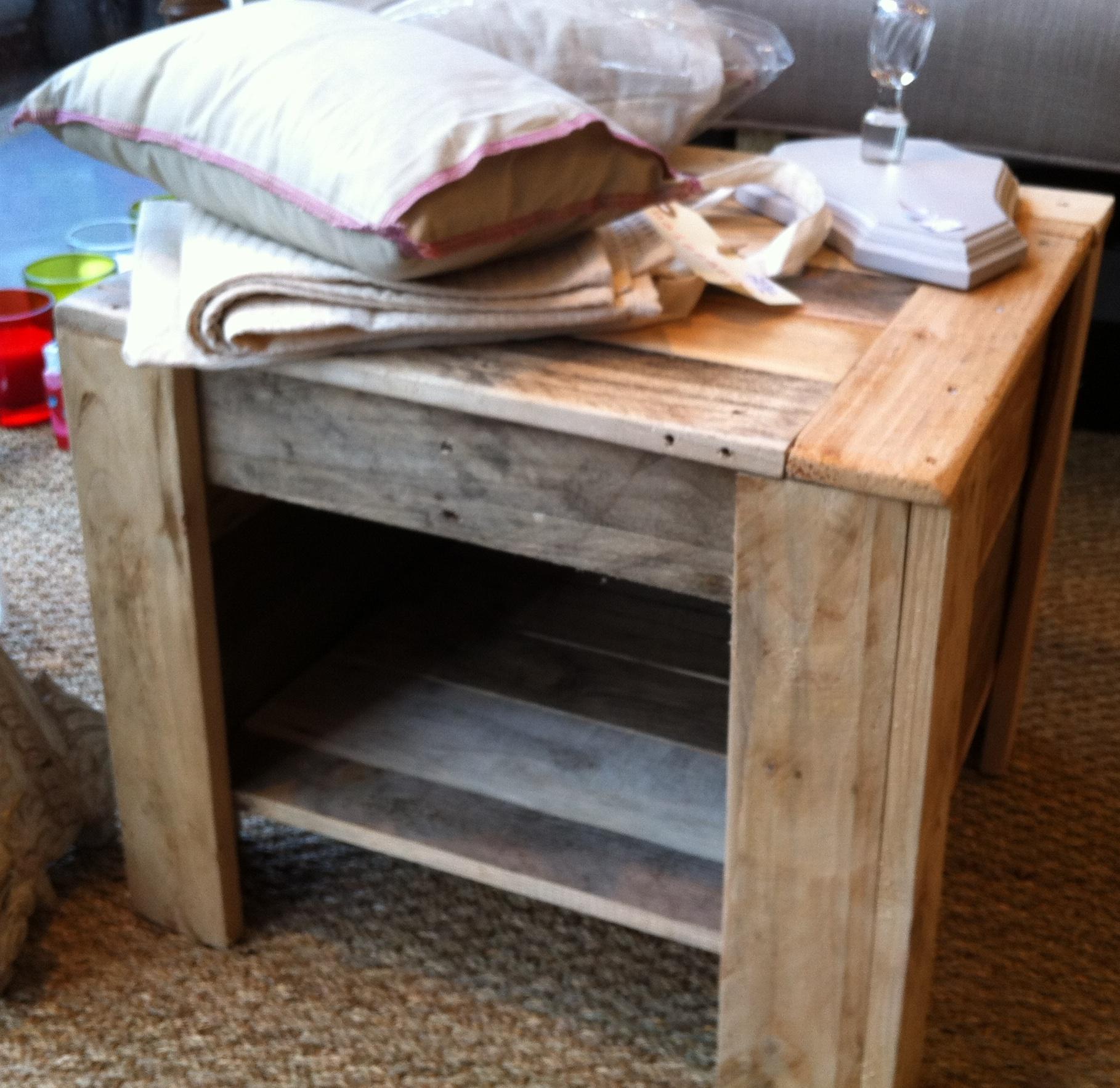 Tables et tables basses maison artur stiles for Table de chevet maison