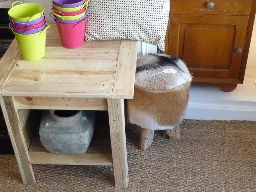 Extrêmement Table De Chevet Maison. Top Meuble Duappoint Chevet Bois Imprim  ED32